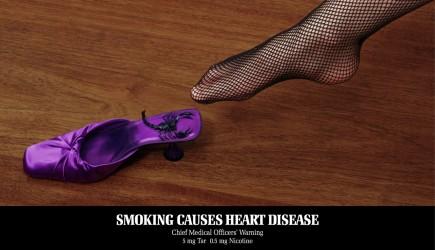 Silk Cut - Shoes